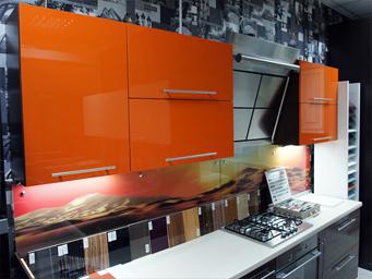 Современная и стильная кухня