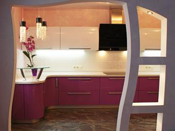 Мебель для кухни современная
